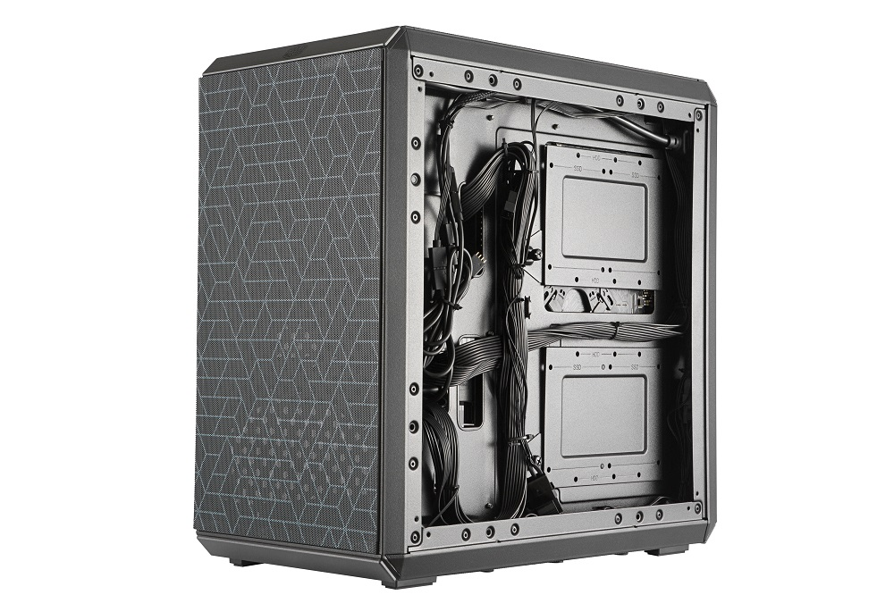 Cooler Master Q500L számítógépház
