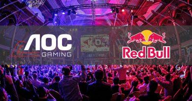 Az AOC és a Red Bull új, hosszútávú partnerséget jelent be