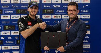 Az MSI hivatalos eSport partnere lett a Monster Energy Yamaha MotoGP csapatnak