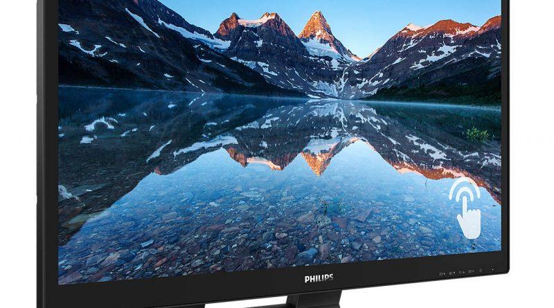 SmoothTouch funkcióval érkezik a Philips interaktív képernyője