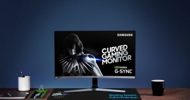 Játékra tervezve: megérkezett a Samsung CRG5
