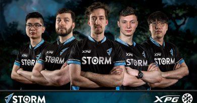 Az XPG partnerséget kötött az ékszak-amerikai J.Storm e-Sport csapattal