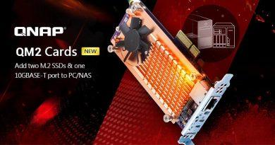 A QNAP bemutatja az új QM2 PCIe kártyát PC-hez és NAS-hoz