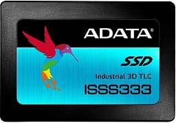 Az ADATA frissítette az ipari 3D TLC SSD-k tartóssági besorolását