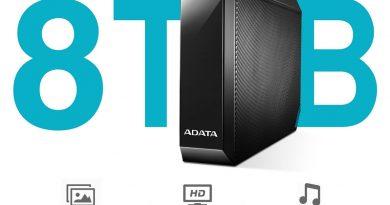 Az ADATA bemutatja az új HM800 külső merevlemezt
