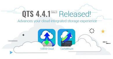 Számos újítással érkezik a QNAP QTS 4.4.1 béta 3 verziója