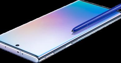 Bemutatkozott a Samsung Galaxy Note10